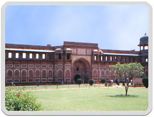 Tour to Agra Fort, Agra
