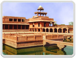Tour to Fatehpur Sikri, Agra